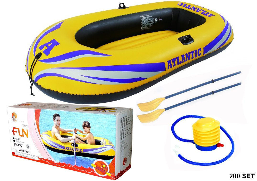 лодка atlantic boat 300 set